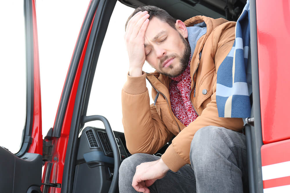Drowsy driving and fatigue can lead to slowed reaction times and car accidents.